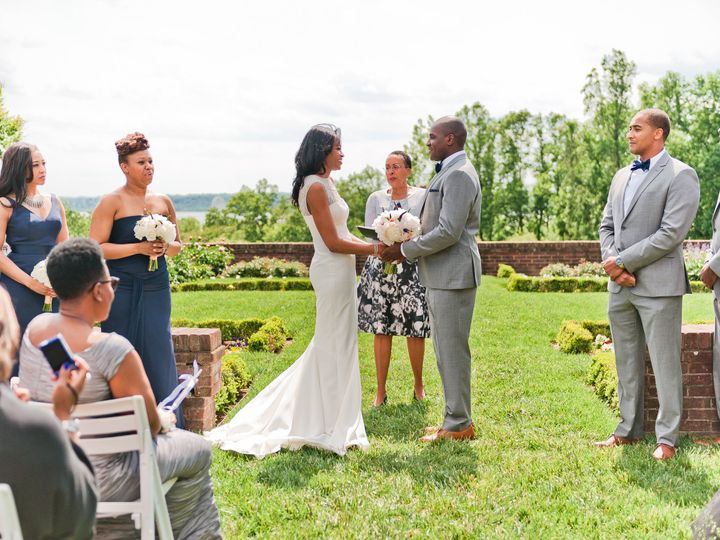 Tmx 1470790248739 Michael And Michele Married 03 Ceremony 0120 Alexandria wedding officiant