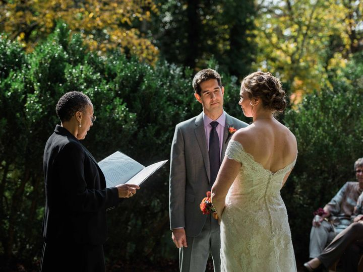 Tmx 1470790867112 Jenny And Chris 5 Alexandria wedding officiant
