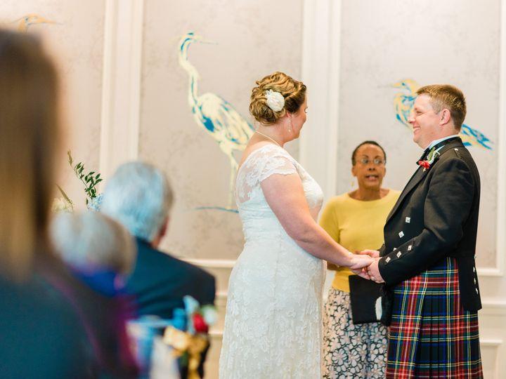 Tmx 1488299125380 Andrew Anna Ceremony 0116 Alexandria wedding officiant