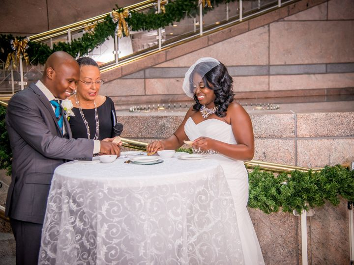 Tmx 1488301672890 Shonte  Drakeblisswedding119 Alexandria wedding officiant