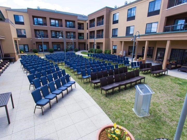 Tmx Outdoor Ceremony 51 38428 Moorhead, MN wedding venue
