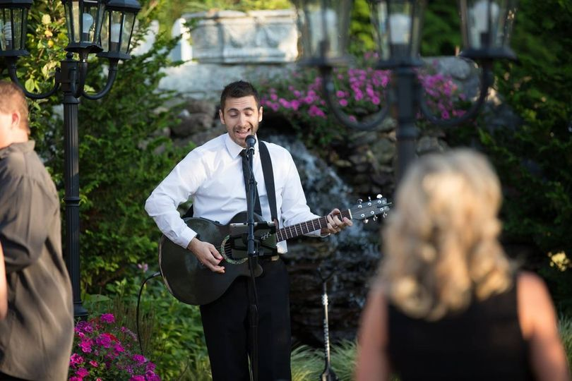 ct wedding singer hopes wedding