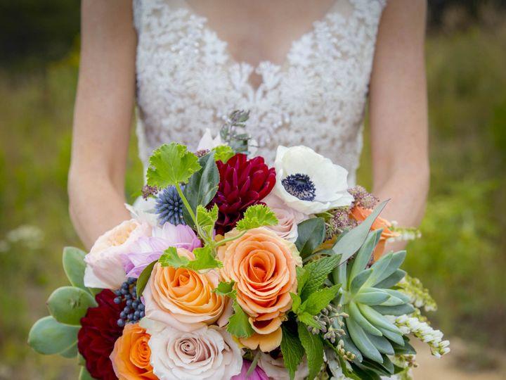 Tmx 1487012389309 Bridal Bouqet Rexroat Denver, CO wedding florist