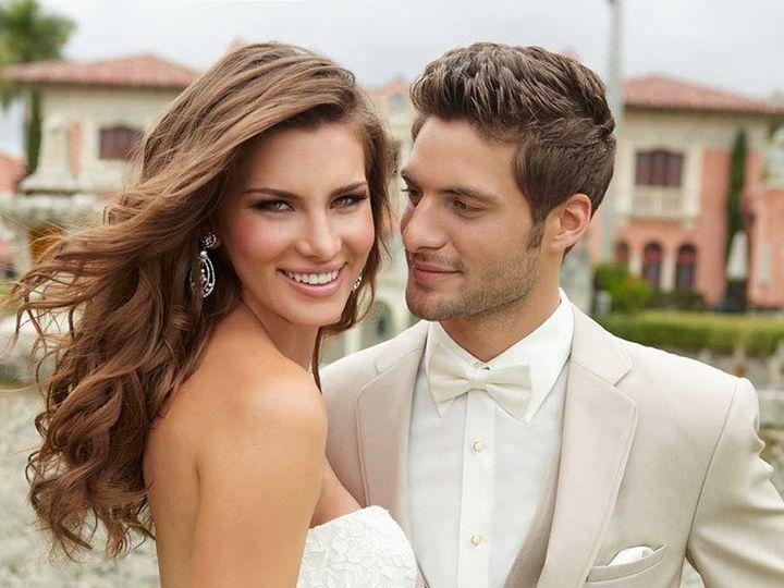 Tmx 1426952795336 Tan Allure Tuxedo Raleigh, NC wedding dress