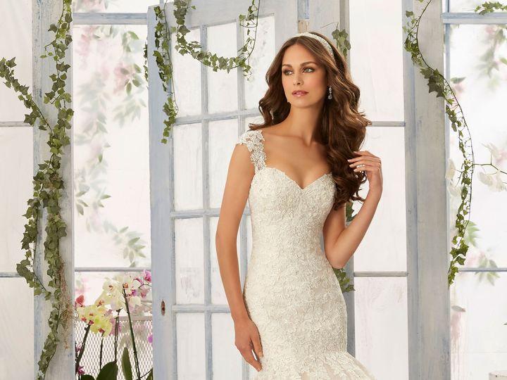 Tmx Mori Lee 5407 51 49428 V1 Raleigh, NC wedding dress