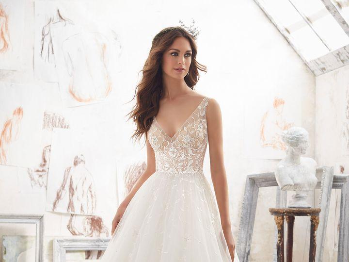 Tmx Mori Lee 5515 51 49428 V1 Raleigh, NC wedding dress