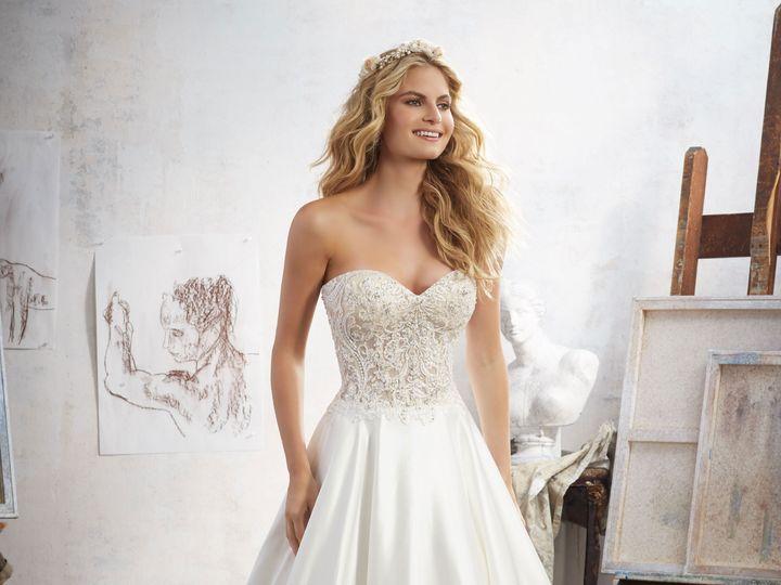 Tmx Mori Lee 8114 51 49428 V1 Raleigh, NC wedding dress