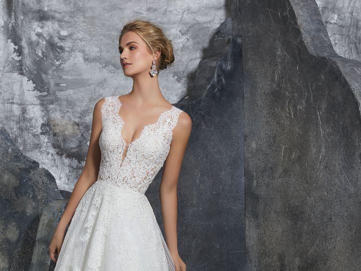 Tmx Mori Lee 8208 51 49428 V1 Raleigh, NC wedding dress