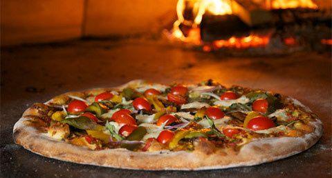 wild tomato pizza