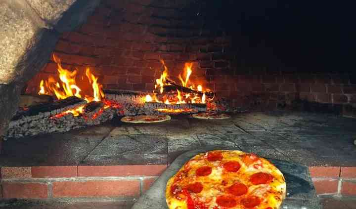 Flame Wood Fired Moble Pizza