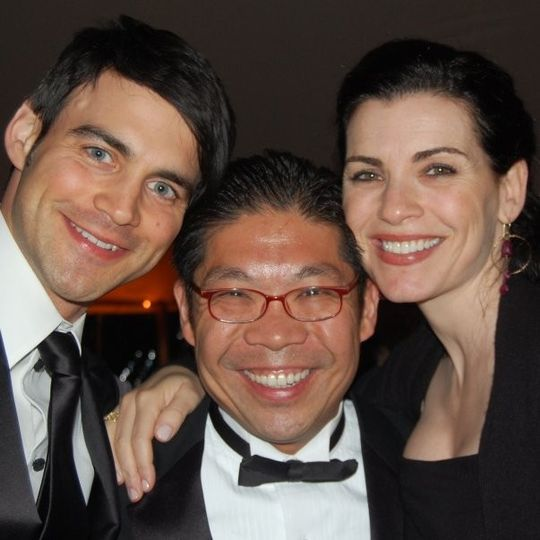 Julianna Margulies' wedding