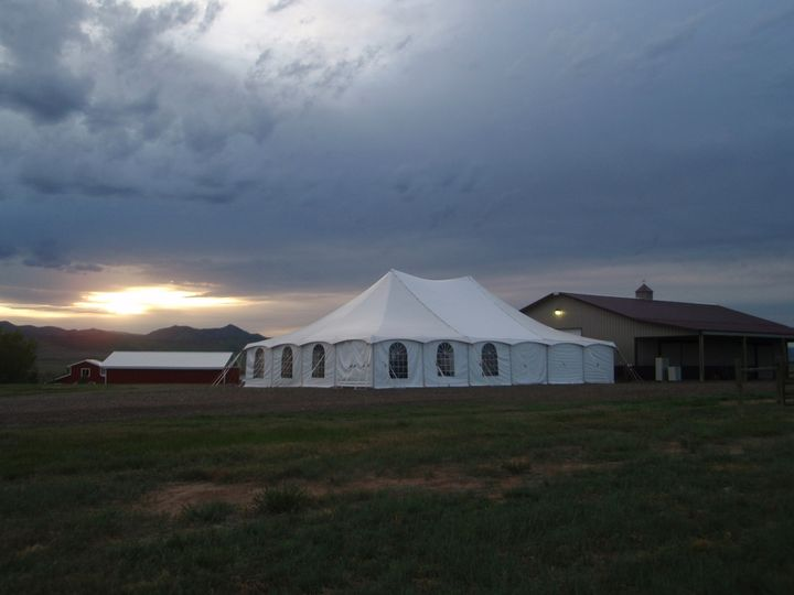 Tmx 1471386008301 40x60 Pole Tent Fort Collins wedding rental