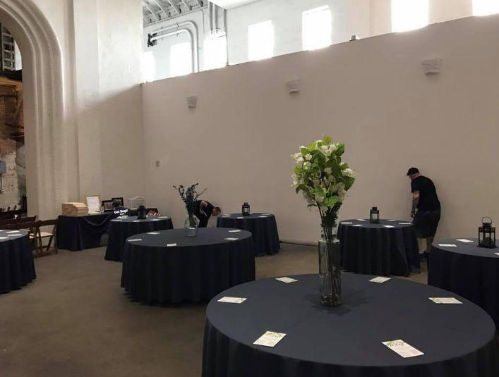 Black theme reception