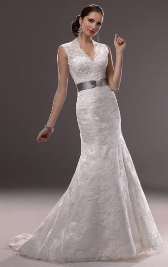 mermaid long wedding dress hsnal0044 114 1