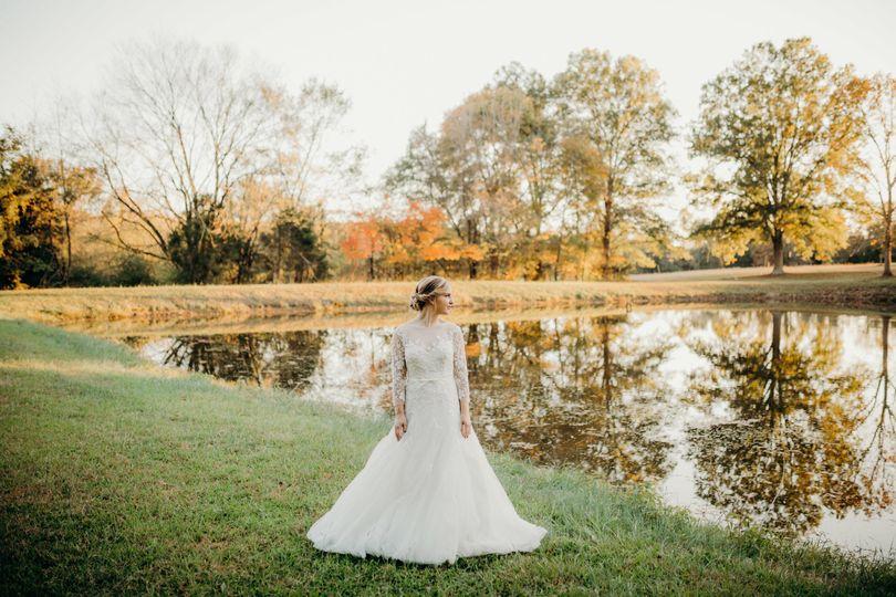 Bridal Portraits - Fall 2017
