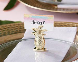 25258na gold pineapple place card holder1 ka m