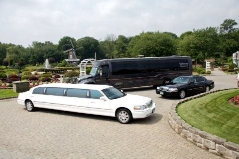 Popular wedding party vehicles