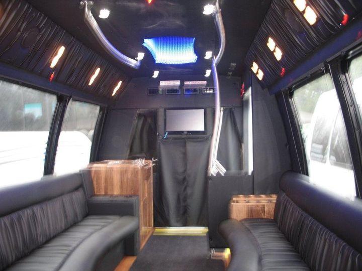Tmx 1400858354322 Bus23 Interior  Waterbury, Connecticut wedding transportation