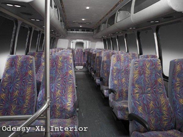 Tmx 1401561887656 Shuttle Bus Interior Waterbury, Connecticut wedding transportation