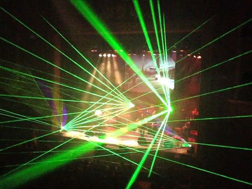 Tmx 1488510107139 Pawn Lasers Think Pink Floyd 15 Philadelphia wedding eventproduction