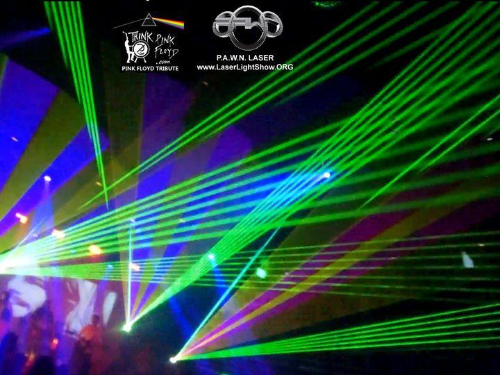 Tmx 1488510257217 Pawn Laser  Think Pink Floyd 10 17 15 38 Philadelphia wedding eventproduction