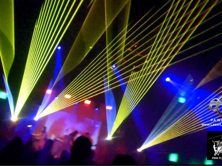 Tmx 1488510267551 Pawn Laser  Think Pink Floyd 10 17 15 48 Philadelphia wedding eventproduction