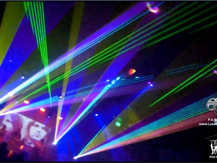 Tmx 1488510275864 Pawn Laser  Think Pink Floyd 10 17 15 60 Philadelphia wedding eventproduction