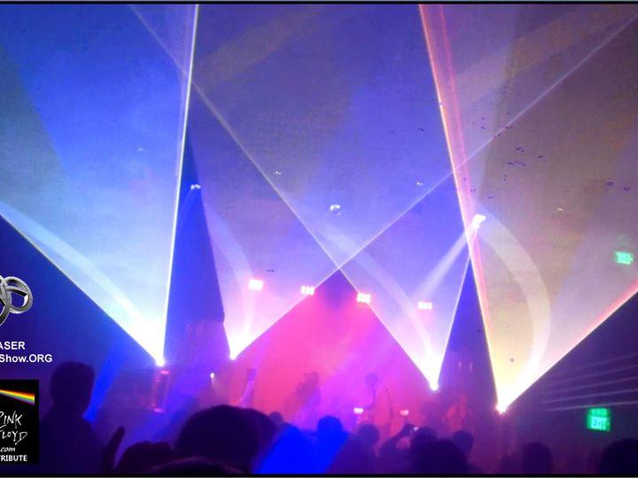 Tmx 1488510333500 Pawn Laser  Think Pink Floyd 10 17 15 192 Philadelphia wedding eventproduction
