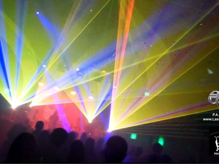 Tmx 1488510347099 Pawn Laser  Think Pink Floyd 10 17 15 227 Philadelphia wedding eventproduction