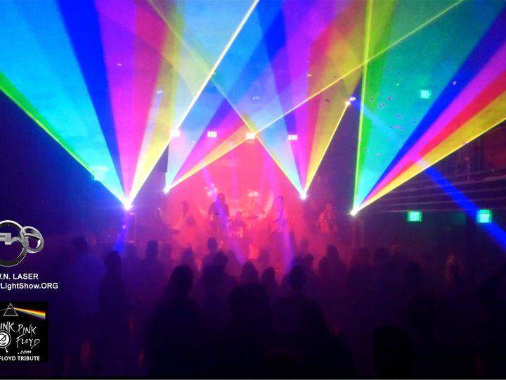 Tmx 1488510354838 Pawn Laser  Think Pink Floyd 10 17 15 236 Philadelphia wedding eventproduction