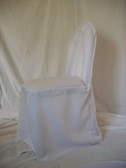 chair cover banque