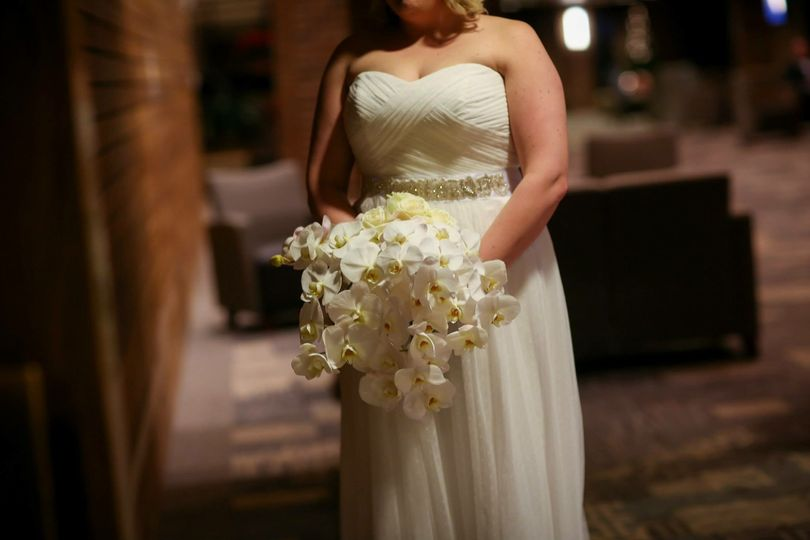 A romantic evening church ceremony - event managed & styled by Relax Event Studio  - event managed &...