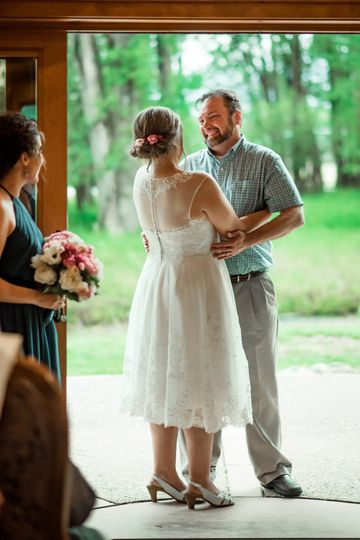 I got hitched this summer!