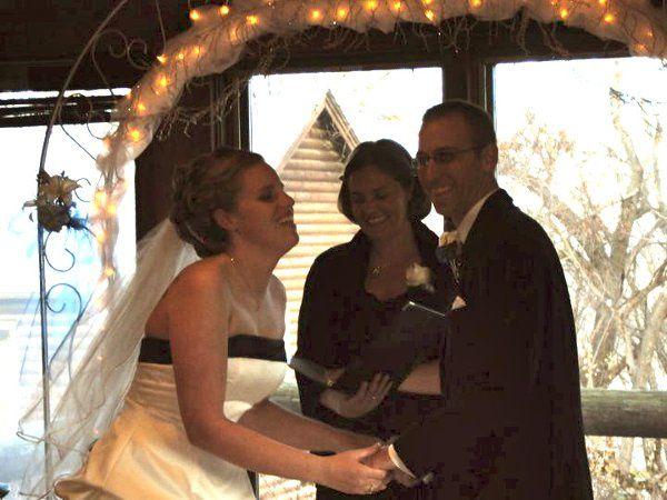 Tmx 1296504890784 Ceremonylaugh Buena Vista wedding officiant