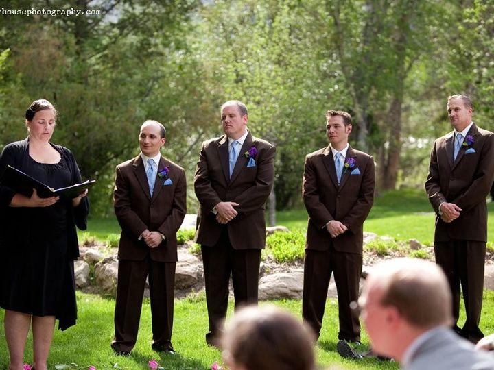 Tmx 1418106429300 257815101502312032584231335080o Buena Vista wedding officiant