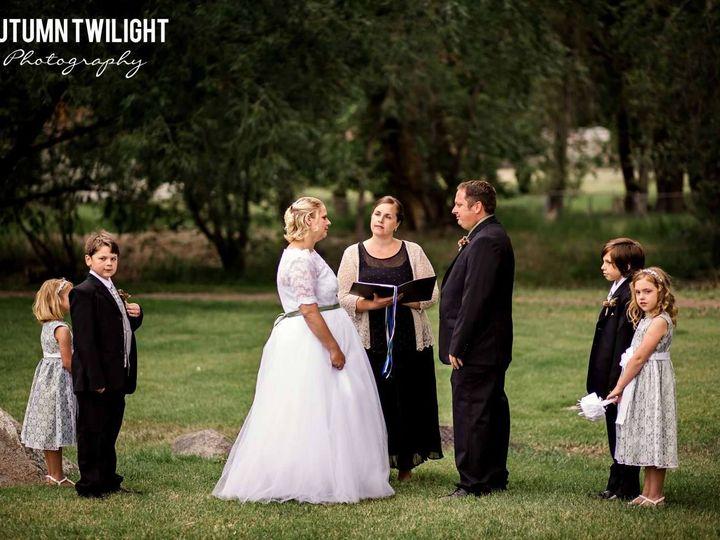 Tmx 1453781080115 Shelly  Lance   Autumn Twilight 3 Buena Vista wedding officiant