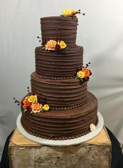 chocolate rustic