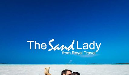 The Sand Lady from Royal Travel
