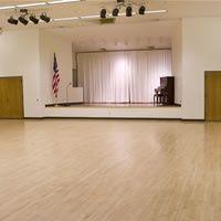 Willamalane Adult Activity Center dance floor