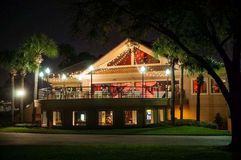 Night view venue