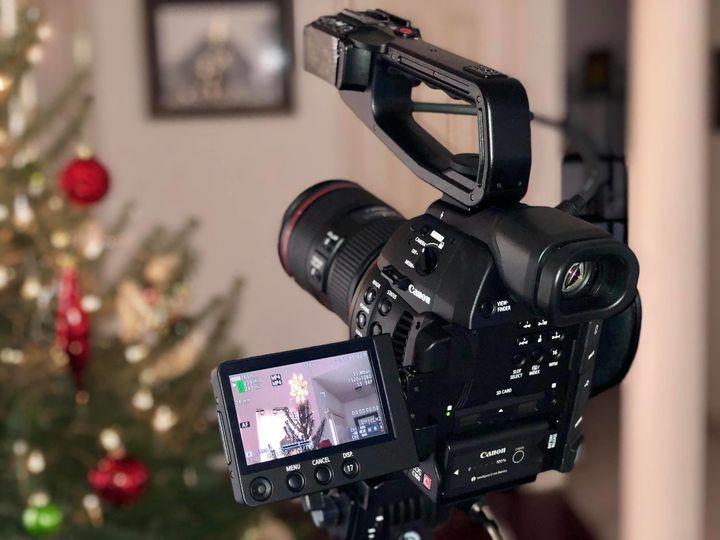 The ALT Productions camera