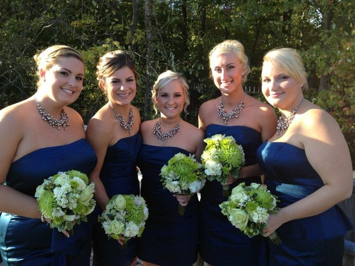Tmx 1382459982092 Bridal Party Barrington, New Jersey wedding beauty