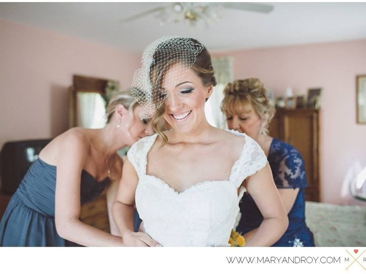 Tmx 1390844915356 Steph Barrington, New Jersey wedding beauty