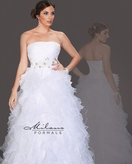 Alethia S Bridal Rental Alterations Dress Attire