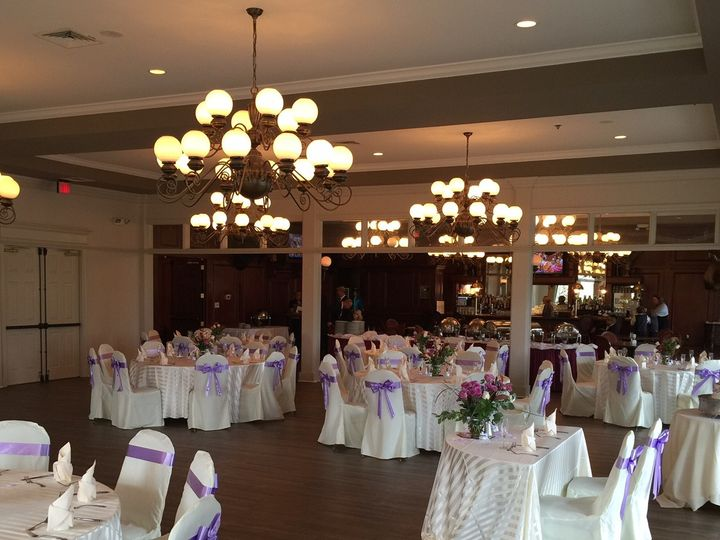 Tmx 1445449207803 Ballroom With Chair Covers Woodbridge, VA wedding venue