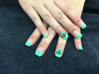 Themed manicures
