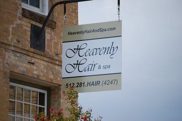heavenly hair sign