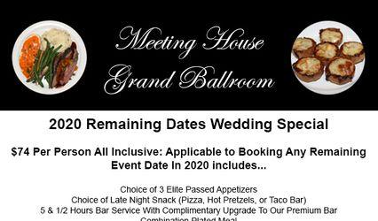 Meeting House Grand Ballroom 1