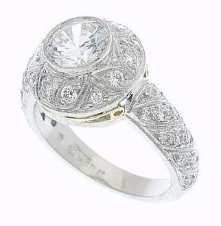 Tmx 1240255539718 9092SidePLT18K Nyack wedding jewelry