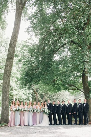 Rosedale Plantation wedding